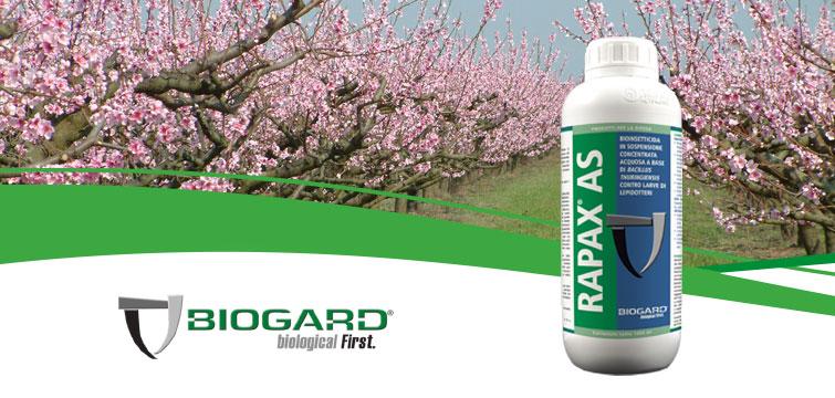 Biogard - Rapax® AS: pratico, efficace, sicuro.