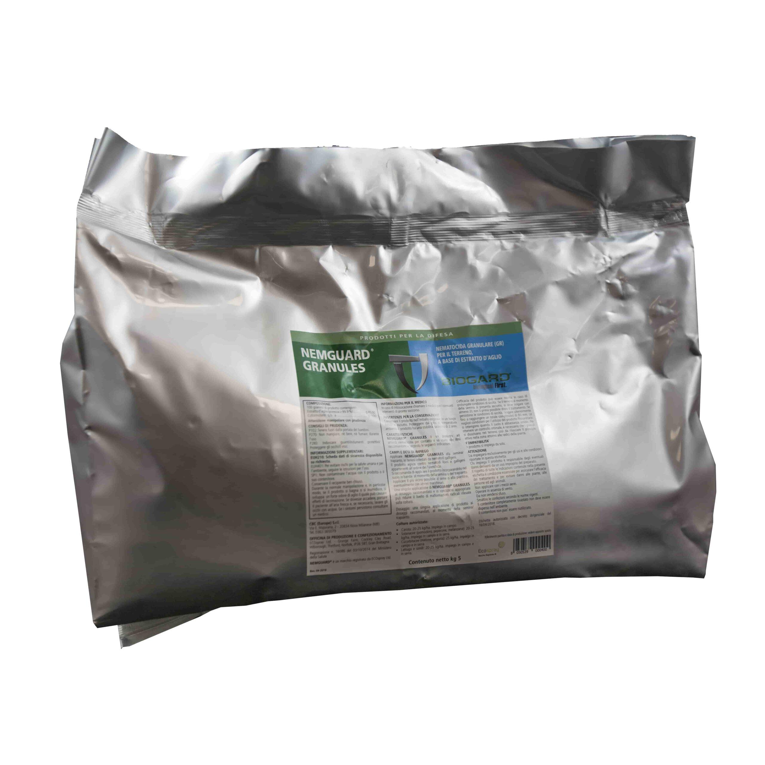 Biogard - NEMGUARD® GRANULES