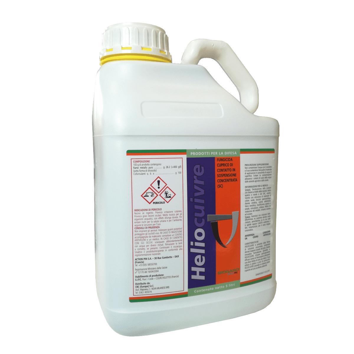 Biogard - Heliocuivre®