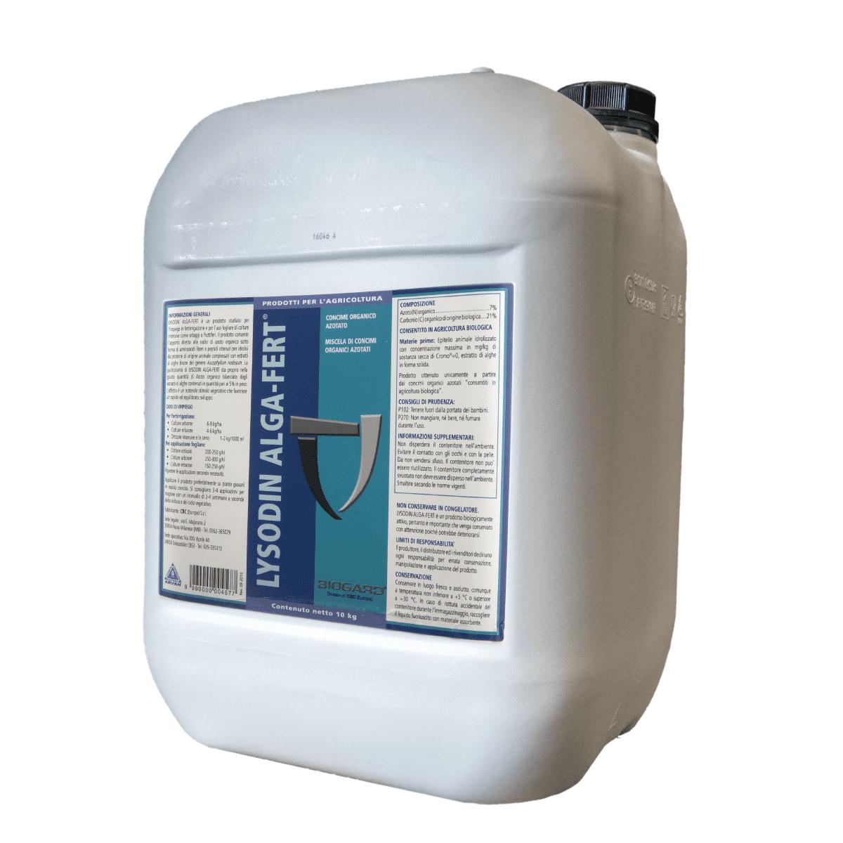 Biogard - Lysodin® Alga-Fert