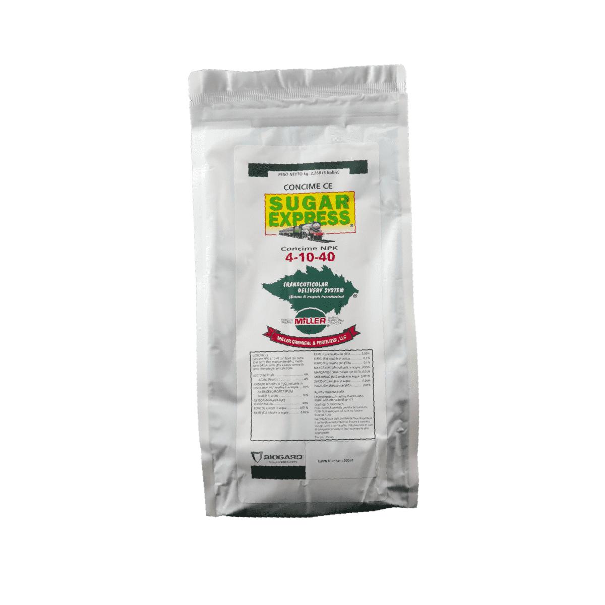 Biogard - Miller – Sugar Express®