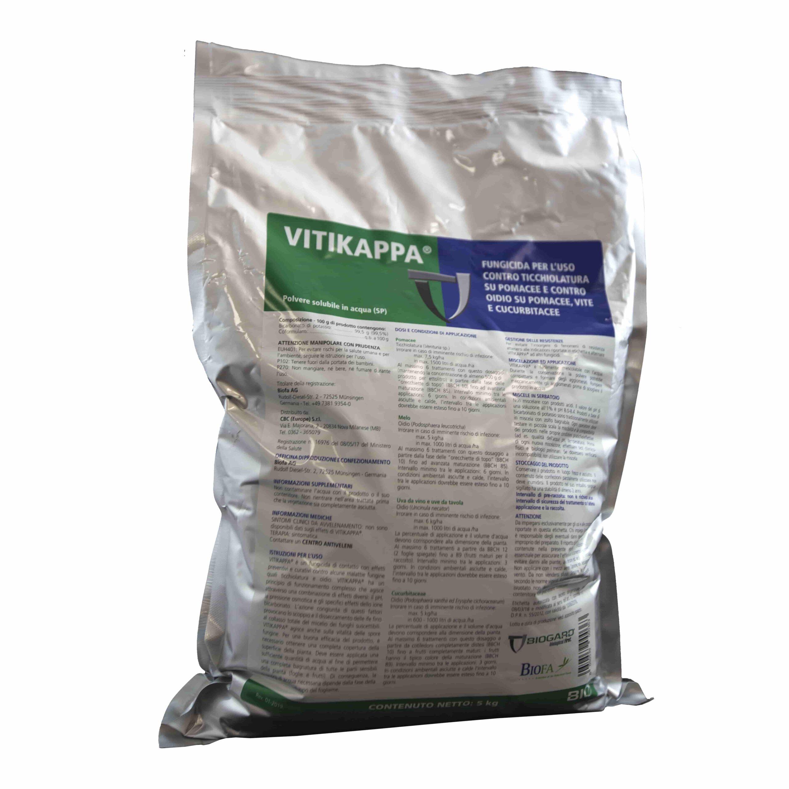Biogard - Vitikappa®