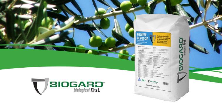 Biogard - Polvere di roccia: corroborante potenziatore delle difese naturali