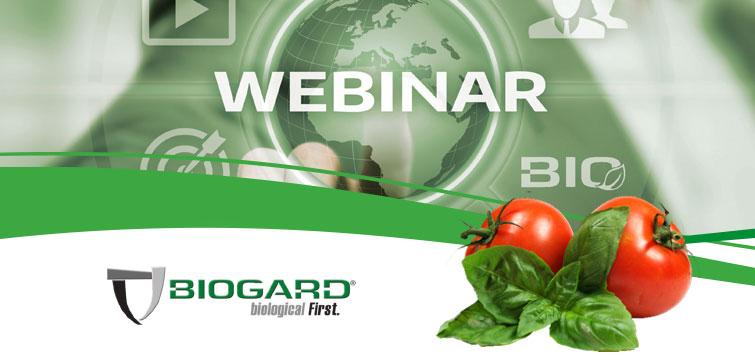 Biogard - Webinar: